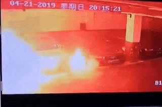 特斯拉回应上海Model S自燃事故 非系统缺陷所致