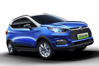 中國新能源車猛增!前5月銷量占全球份額超40%