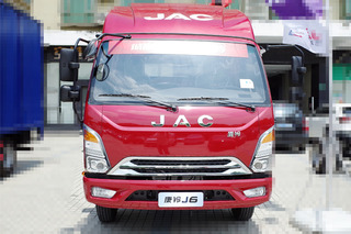 率先完成国六布局 江淮康铃J系与轿卡X5广州上市