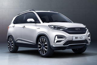 合众汽车开拓台湾市场 新车将以SKD模式生产销售