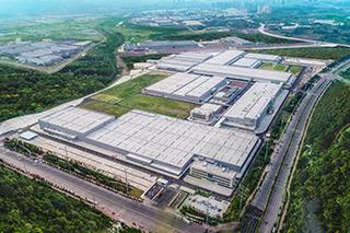 长城汽车重庆工厂正式竣工投产 炮皮卡同步下线