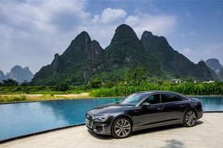 新一代奥迪A6L轻体验:科技感满分/动力油耗出色
