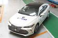 丰田亚洲龙碰撞测试找答案