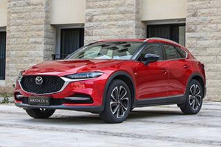 預售14.98萬元起 一汽馬自達新款CX-4將今日上市