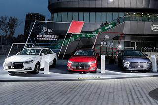 比亞迪10月銷量4.1萬輛 燃油車同比增長超37%