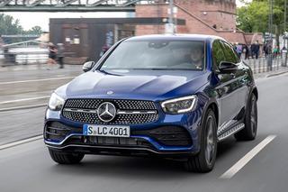 搭载2.0T发动机 新款奔驰GLC Coupe将于22日上市