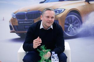 高翔:3系銷量穩步攀升 創新營銷提升用戶體驗