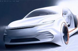 未來感十足 克萊斯勒將推全新概念車/CES展亮相