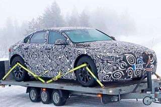捷豹全新一代XJ进行冬季测试 纯电驱动/年内发布
