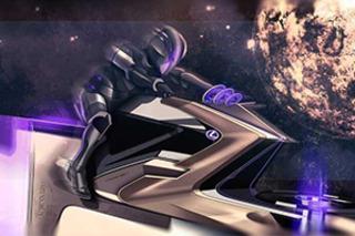 我們的征途是星辰大海 雷克薩斯設計月球產品