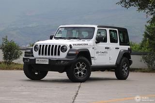 Jeep牧马人特别版2月发布