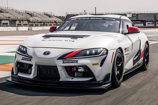 男人都有一個賽車夢 豐田Supra賽道版將8月開售