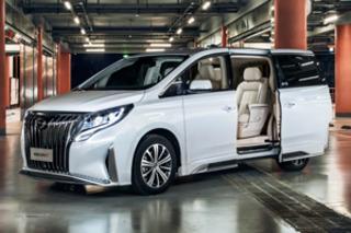 连天汽传祺GM8大师版上市 推2款车型/售23.98万起