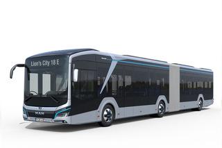 曼恩Lion's City 18E面包车即将实测 可容纳120人口