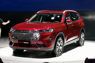 New generation of Haval H6 unveiled at Chengdu Auto Show