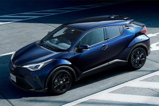 升级后的布局更香了 丰田发布新款C-HR