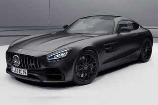 AMG GT Stealth Edition