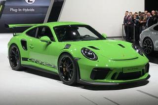 保时捷911 GT3 RS发布 百公里加速仅3.2秒