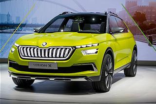 斯柯达将推出全新跨界小型SUV 明年7月正式投产