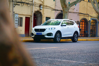 看日本资深媒体人 如何评价中国豪华SUV WEY VV6